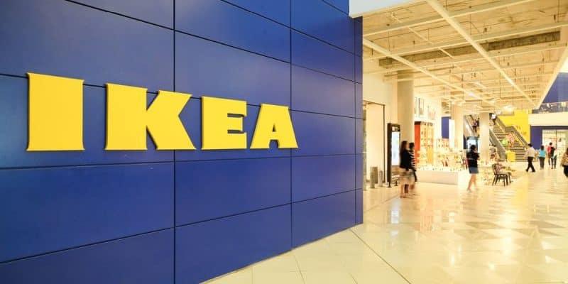 IKEA Kundenlieferungen ab 2025 emissionsfrei