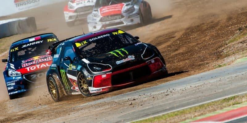Rallycross vollelektrifiziert - nur eine Vision?