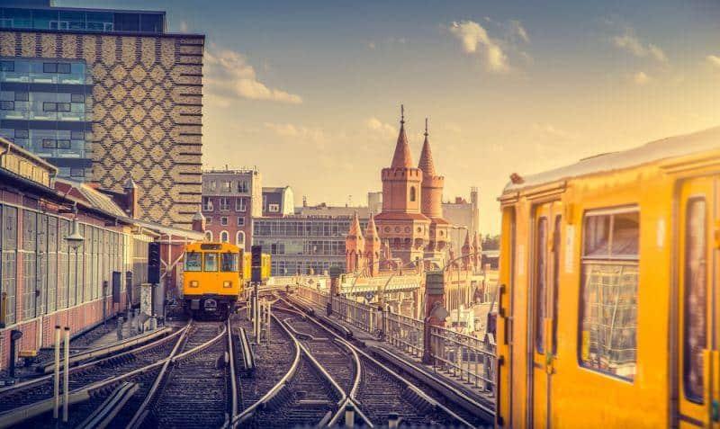 Berlin wird Verkehr elektrifizieren