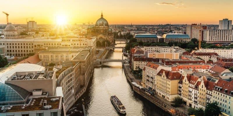 Berlin stock Zuschüsse für E-Autos auf