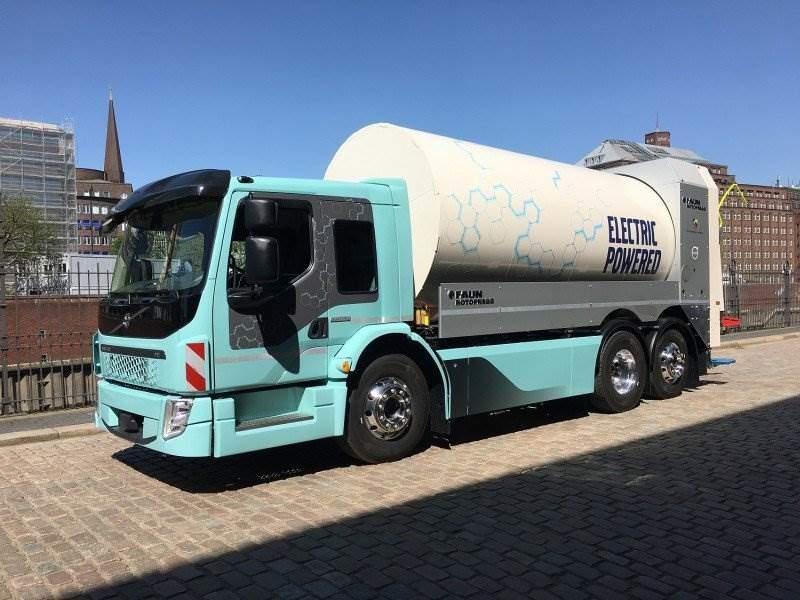 Volvo FE Electric | Volvo Trucks
