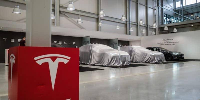 Tesla wird Elektroautofabrik in China eröffnen