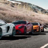 McLaren E-Mobilität derzeit kein Thema