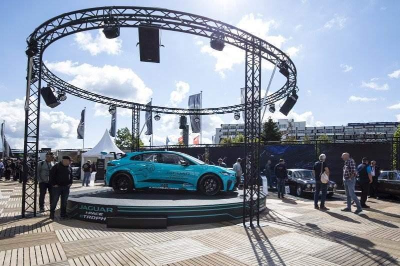 Jaguar Land Rover Volle Konzentration Auf E Mobilitat Und
