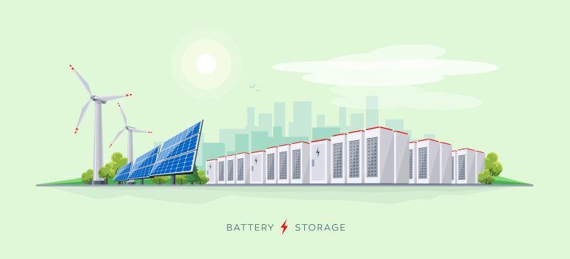 E-Auto-Batterien als Batteriespeicher bringen sowohl Vor- als auch Nachteile mit sich