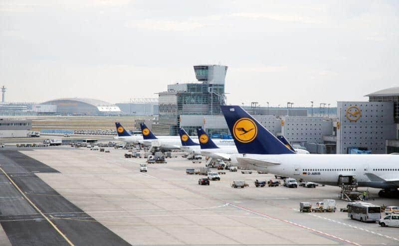 Fraport baut elektrische Fahrzeug-Flotte aus