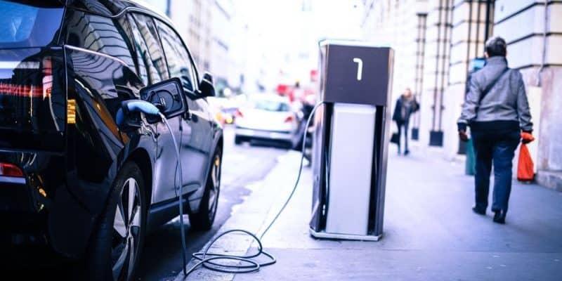 Reichweite von Elektroautos sinkt