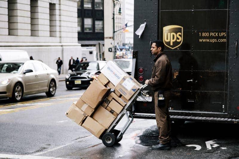 Thor Trucks baut E-Lieferfahrzeuge für UPS