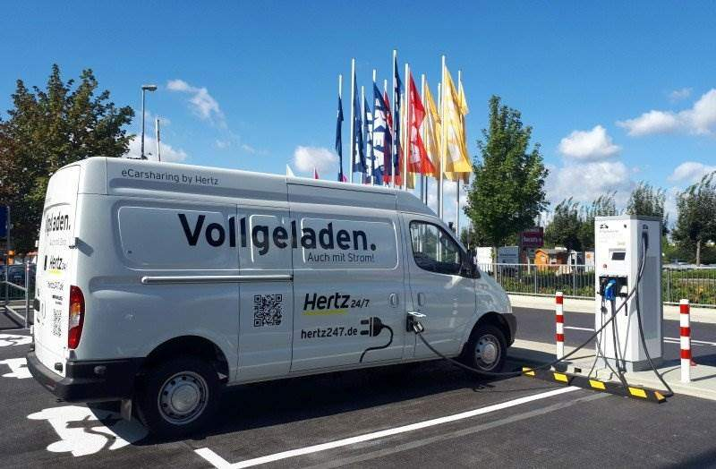Ikea Deutschland Startet Mit Emissionsfreien Möbeltransport