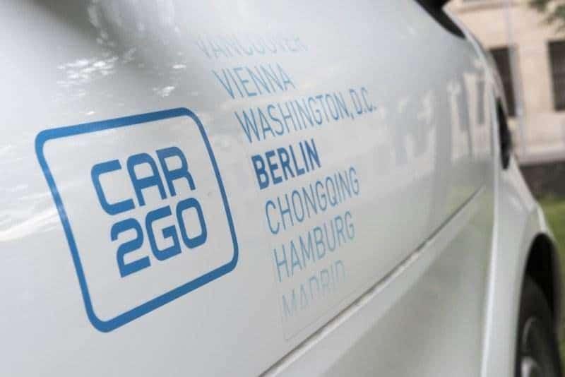 car2go / Daimler AG