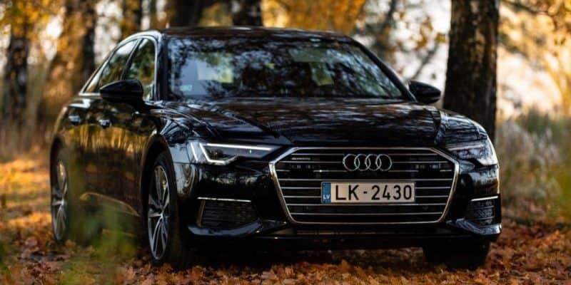 CO2-Manipulation bei Audi vermutet