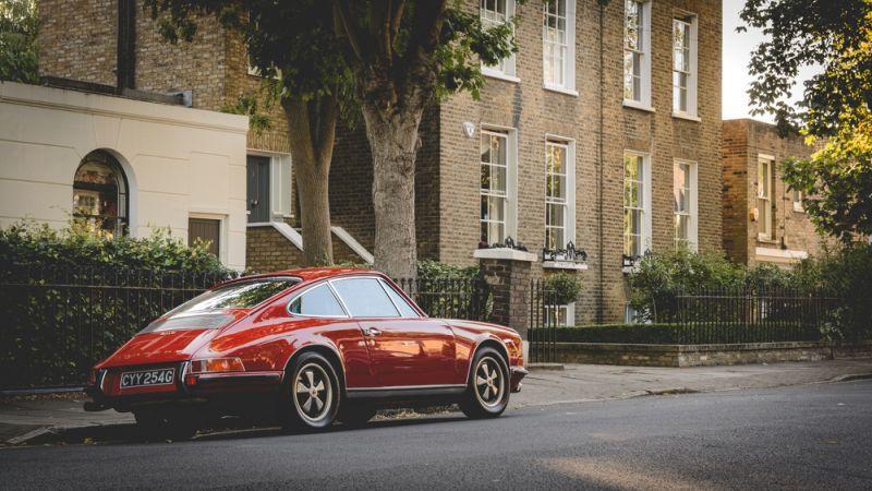 Wird der Porsche 911 elektrifiziert