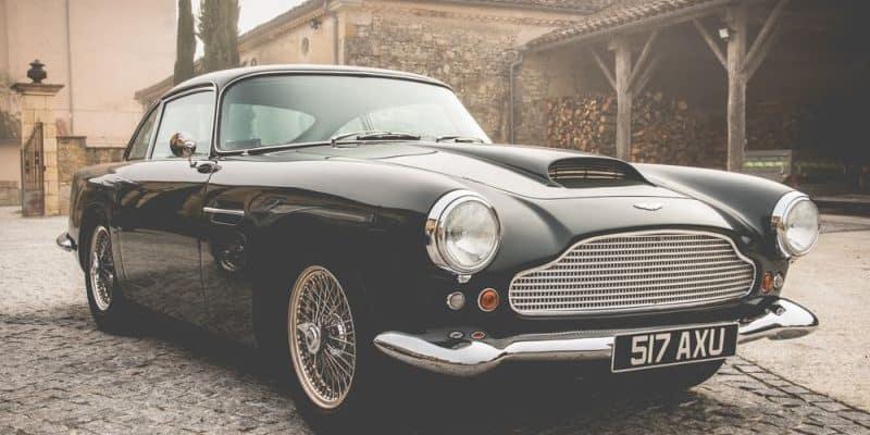 Aston Martin könnte bei E-Auto auf 800-Volt-Ladung setzen