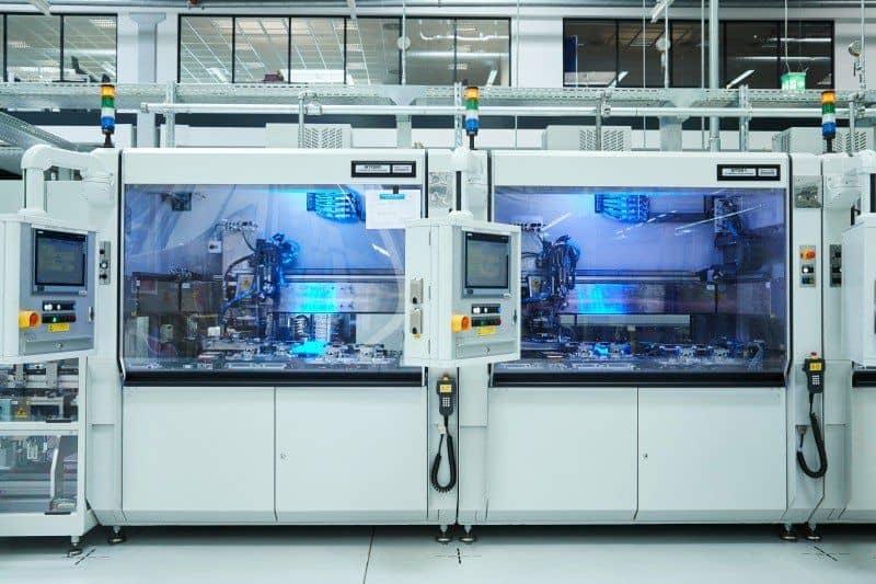 Produktion von E-Batterien für MINI in Dingolfingen