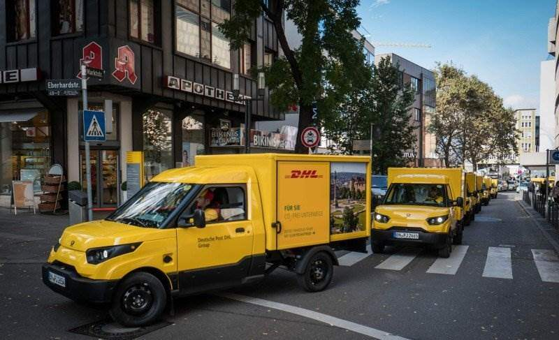 StreetScooter / Deutsche Post DHL Group