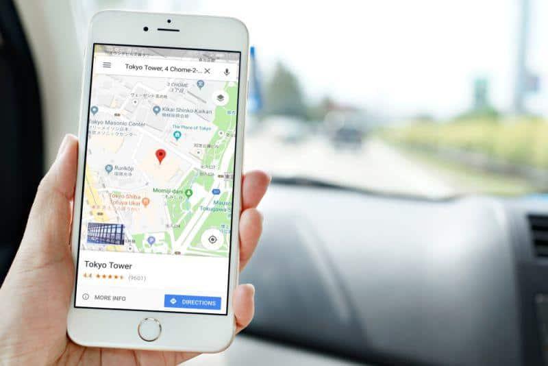 Google Maps integriert mehr Infos zu Ladestationen