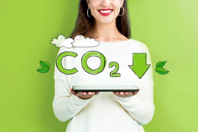 CO2 Reduzierung als Kaufargument für E-Autos