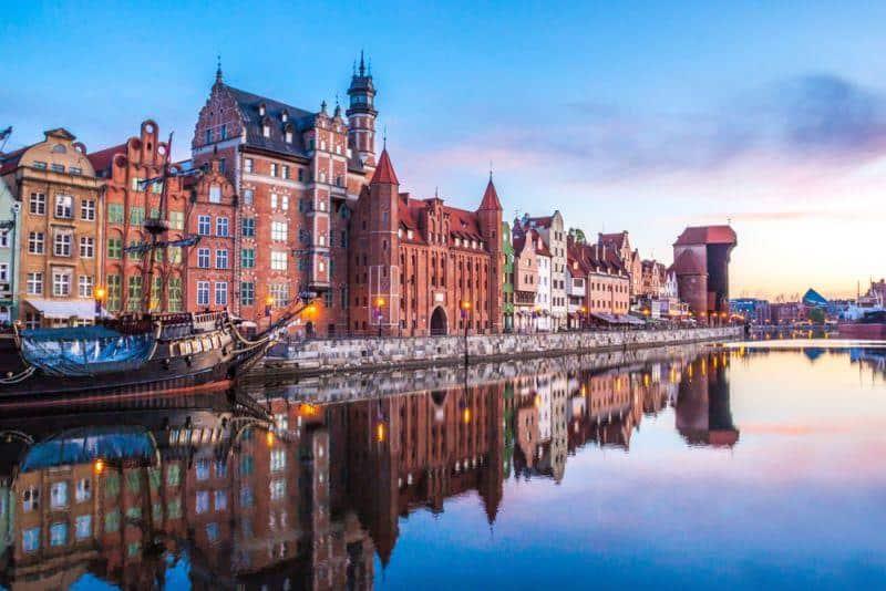 Northvolt und South Bay Solutions setzen auf Danzig, Polen als Standort