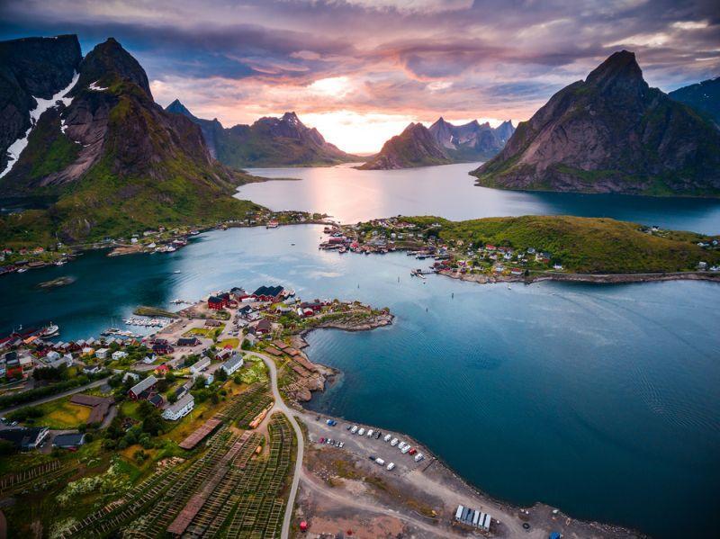 Trend der E-Mobilität hält in Norwegen weiter an