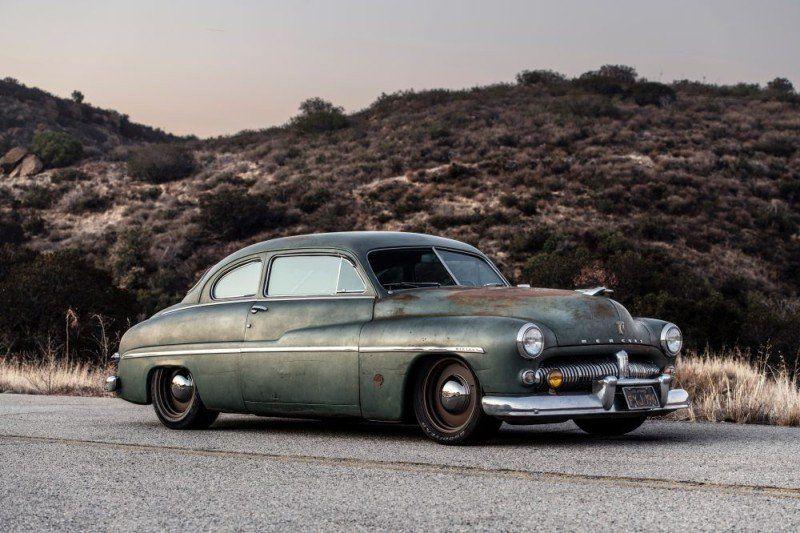 1949 Mercury Coupé Front