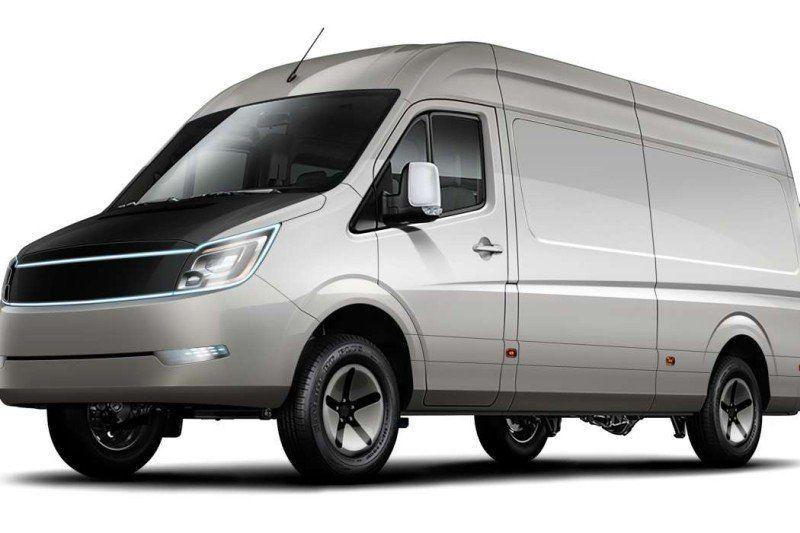 AVEVAI Elektro-Van