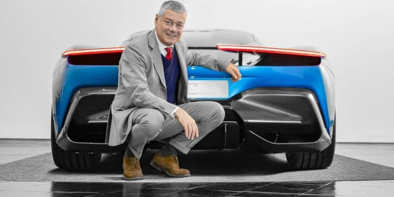 Automobili Pininfarina kündigt Investition an
