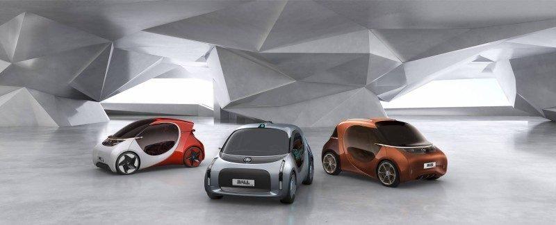 BASF Konzeptfahrzeuge
