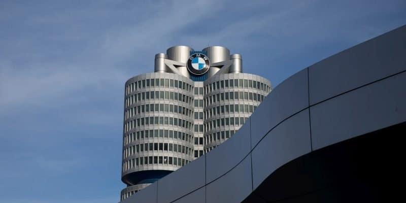 BMW Hauptzentrale in München