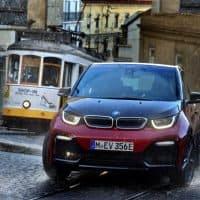 BMW i3 im Stadtverkehr