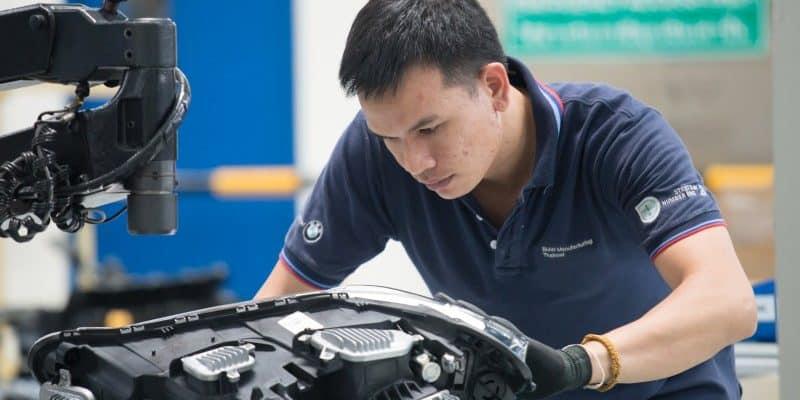 BMW und Dräxlmaier lokalisieren Batterieproduktion in Thailand