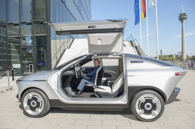 Dr. Akira Yoshino_AKXY Concept Car