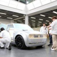 Honda Elektro-Kleinwagen Urban EV