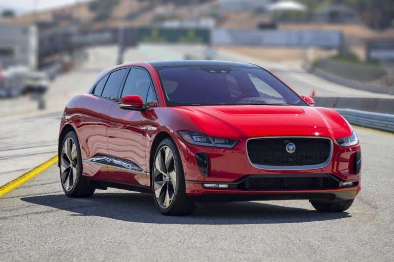 Jaguar I-PACE über 1.000 Mal im Oktober verkauft