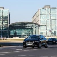 Jaguar I-PACE in Berlin