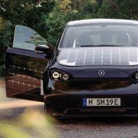 Sion von Sono Motors im Wald