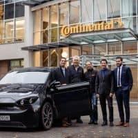 Sono Motors und Continental vorm Sion