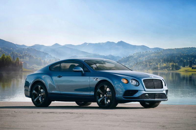 Bentley setzt auf PPE-Plattform von Audi und Porsche