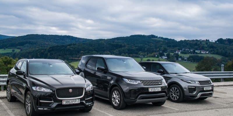 Jaguar Land Rover hält an Elektromobilitäts-Offensive fest