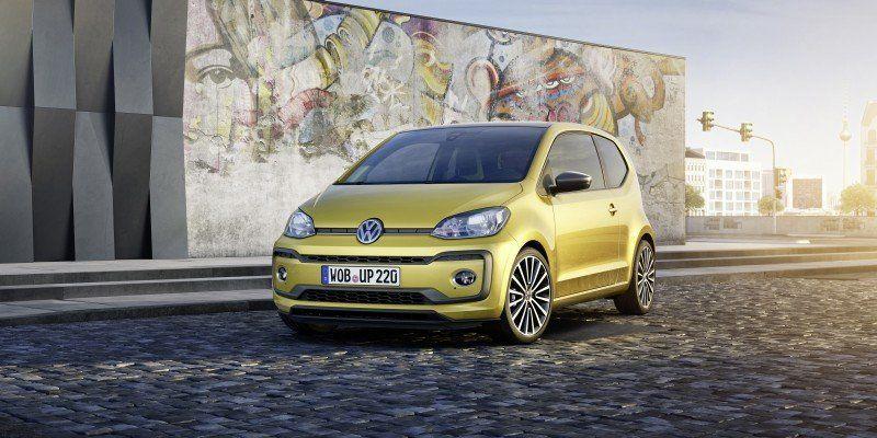 Geheimnis gelüftet Neuauflage des VW e-Up für unter 20.000 Euro