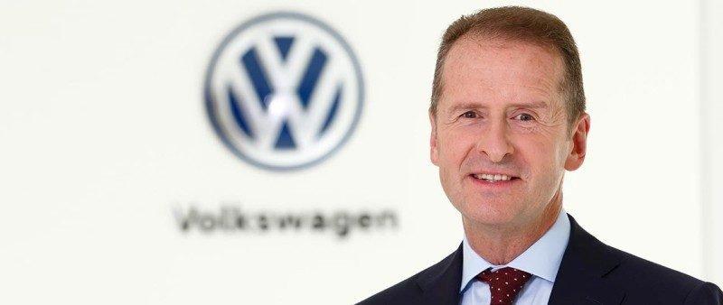 VW-Chef: Deutscher Energiemix bremst E-Mobilität
