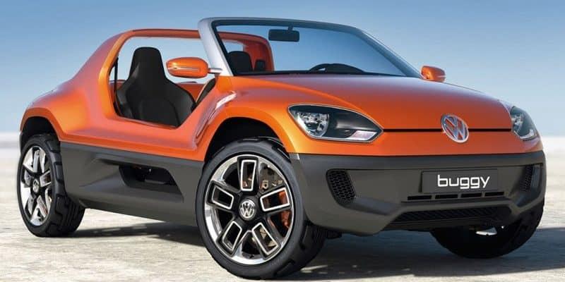 Volkswagen Elektro Strandbuggy