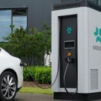 Kreisel Electric stellt High Power Charger Chimero mit integrierter Pufferbatterie vor