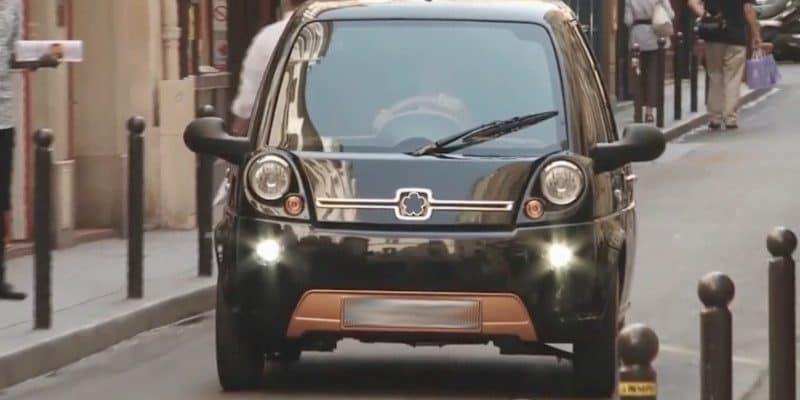LION Smart Entwicklungsauftrag für die Light Battery im E-Auto MIA