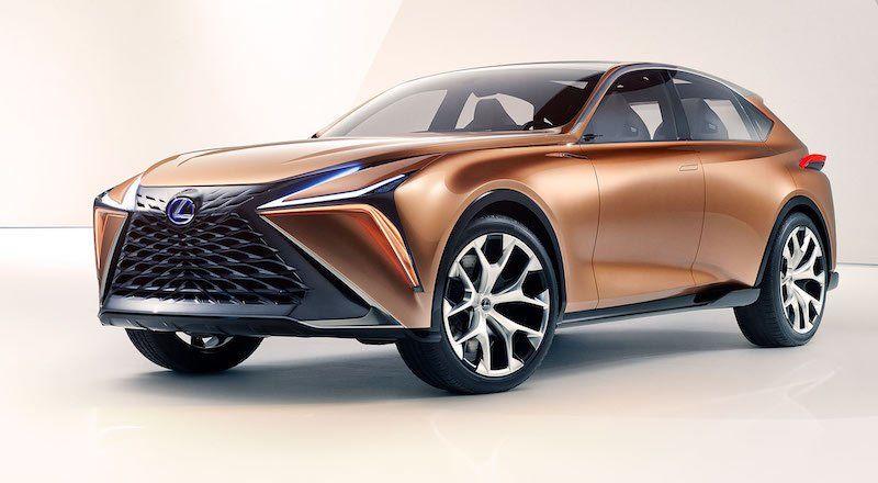 Lexus / LF-1 Limitless Concept