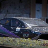 Solarauto Violet Reichweiten-Challenge