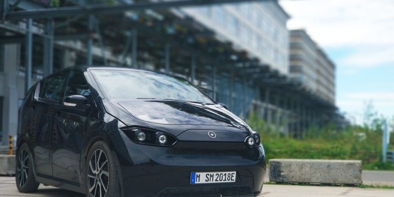 Sono Motors Sion Front-Ansicht
