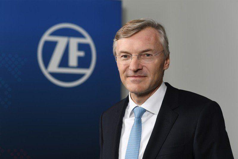 Vorsitzender des Vorstands der ZF Friedrichshafen AG, Wolf-Henning Scheider