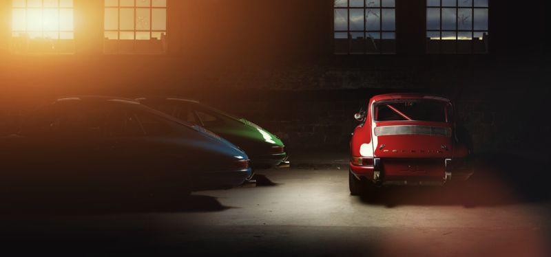 Porsche elektrifiziert alte Klassiker