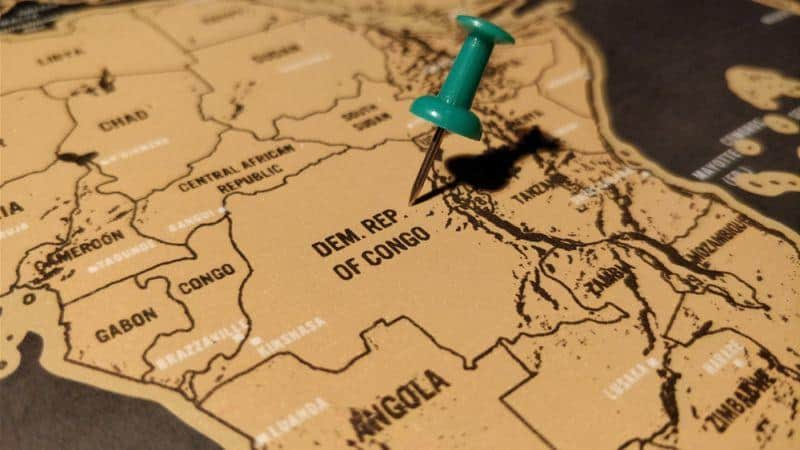 Kobalt gilt im Kongo als strategische Substanz