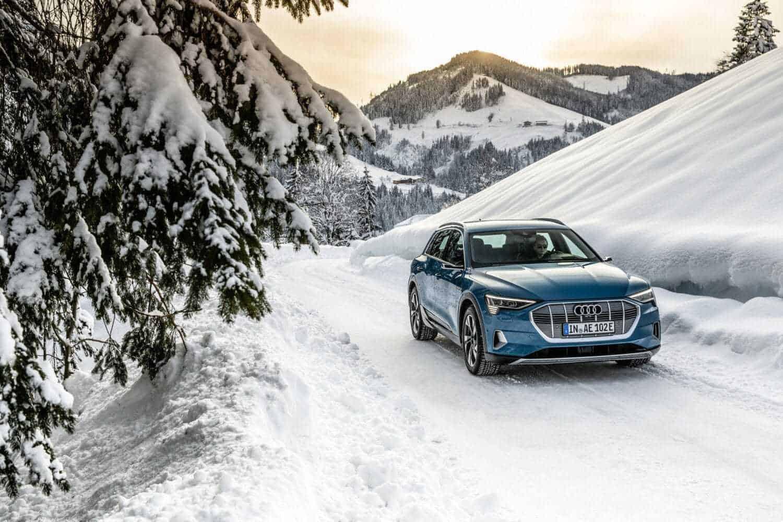 Audi E Tron Als Reaktion Auf Hohe Nachfrage Wird